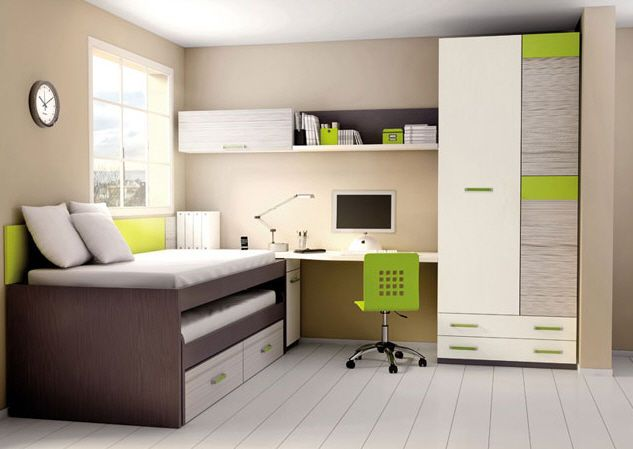 layout with bed I like. cameretta per bambini Conforama