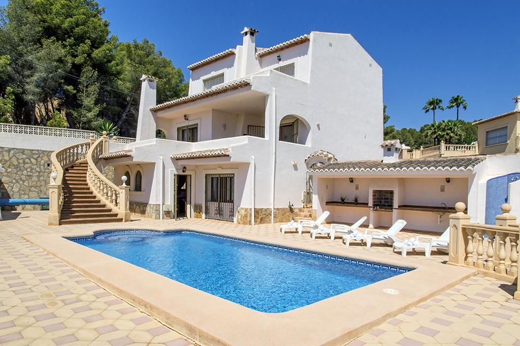 Holiday home Benissa Costa Blanca Villa Spain for rent Meaux