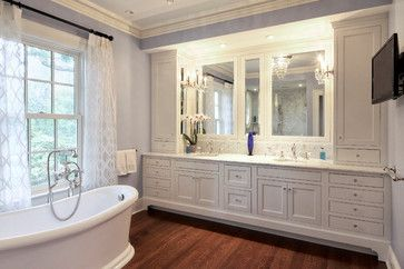 Master Suite Revival - traditional - Bathroom - New York - Knight Architects LLC