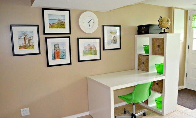 Ikea Desk Ideas Ikea Expedit Desk Attachment