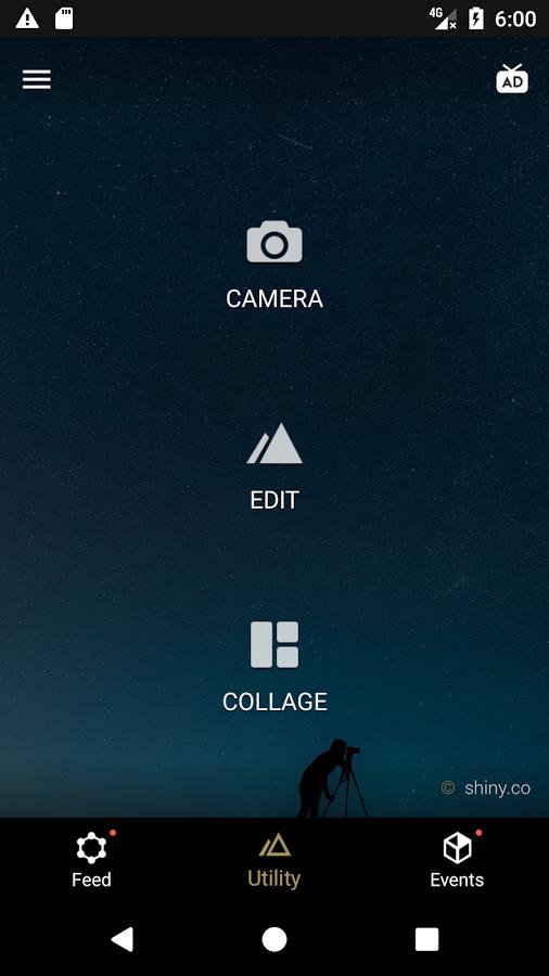 Fotor Photo Editor für PC Kostenloser App Download