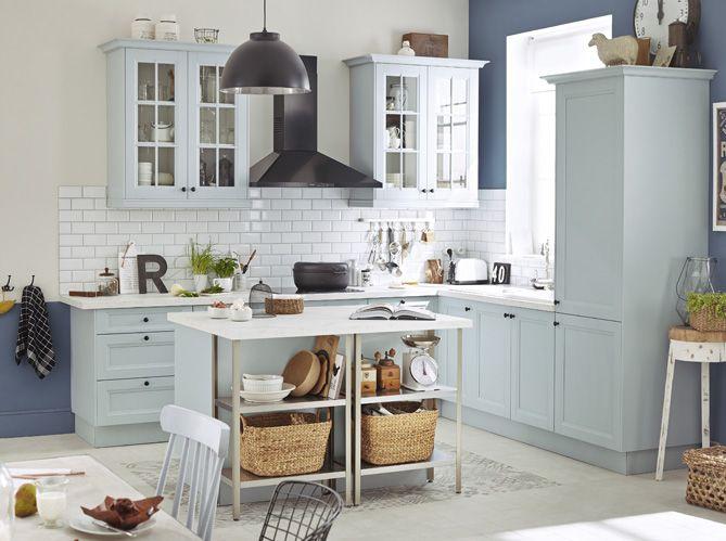Une belle cuisine ouverte, partiellement ou en totalité, est