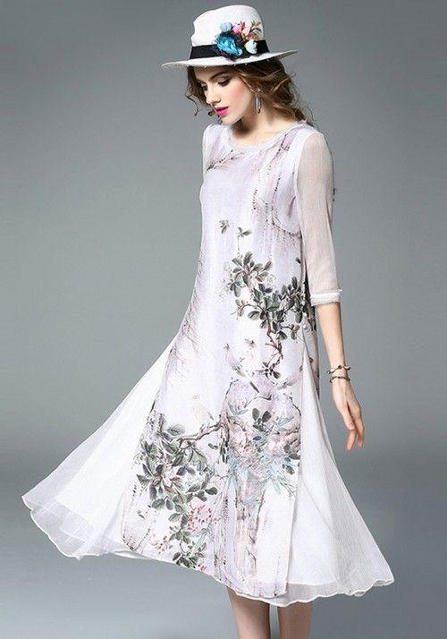 3c3ad4048bed Suknelė su spauda Summer Dresses 2017, Summer Dresses For Women, 2017 Summer,  Print