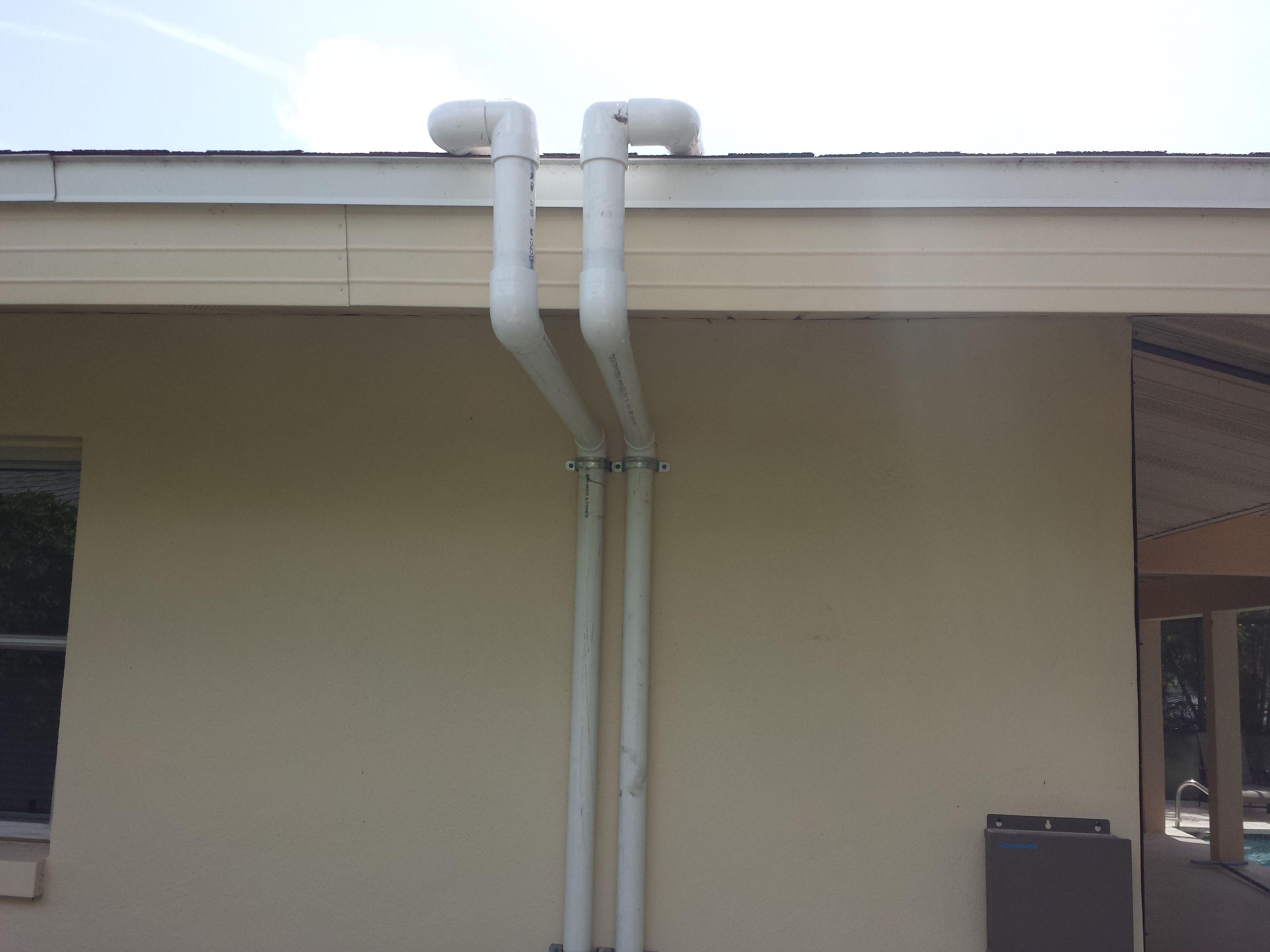 Vortex Solar Pool Heater Pvc Feed Return Solar Plumbing Www Diysolarpoolheaterkits Com Solar Pool Heater Pool Heater Pool Heaters