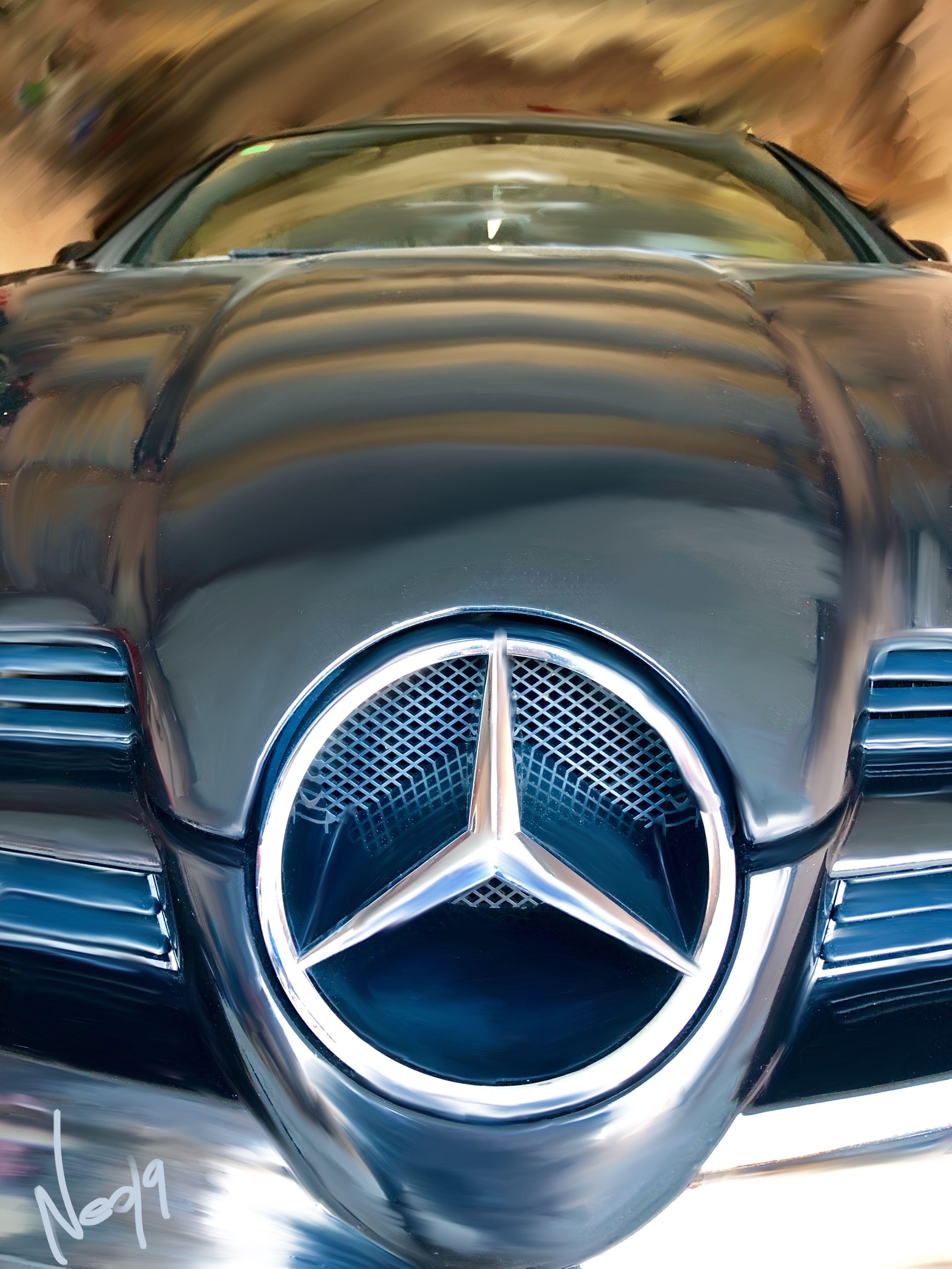 Slk R171 Mercedes Benz Roadster Med Bilder