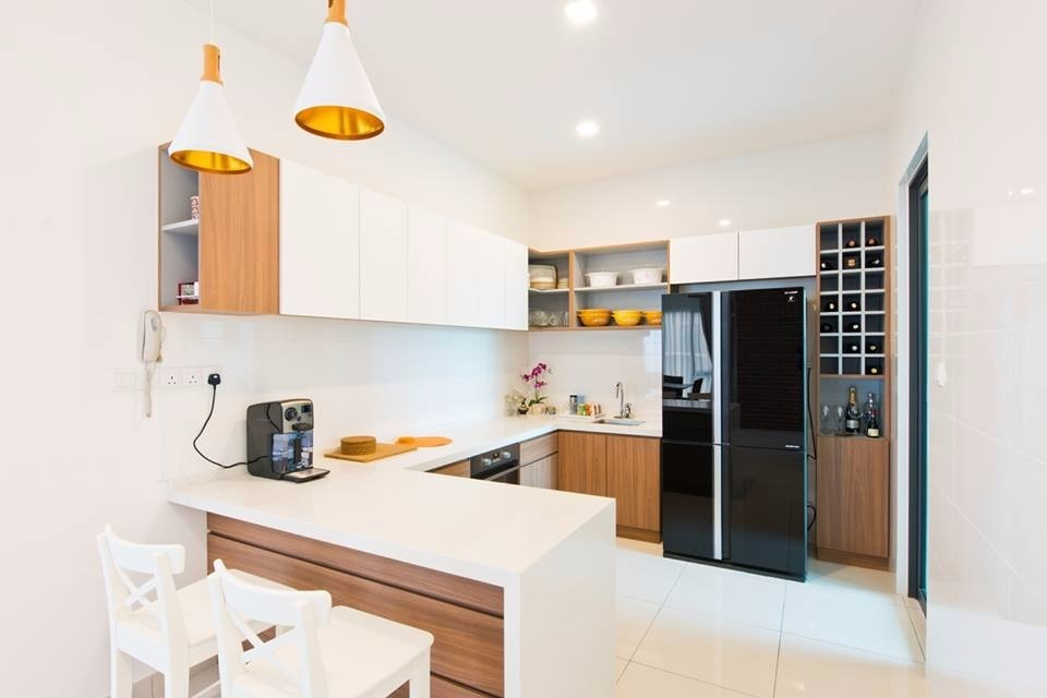 14 Practical Wet And Dry Kitchens In Malaysia Recommend My Kitchen Ideas Malaysia Kitchen Remodel Small Kitchen Design