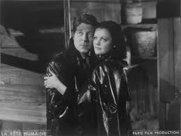 La Bete Humaine (1938) a classic tragedy, with a femme fatale, a menage a trois, violence and death.