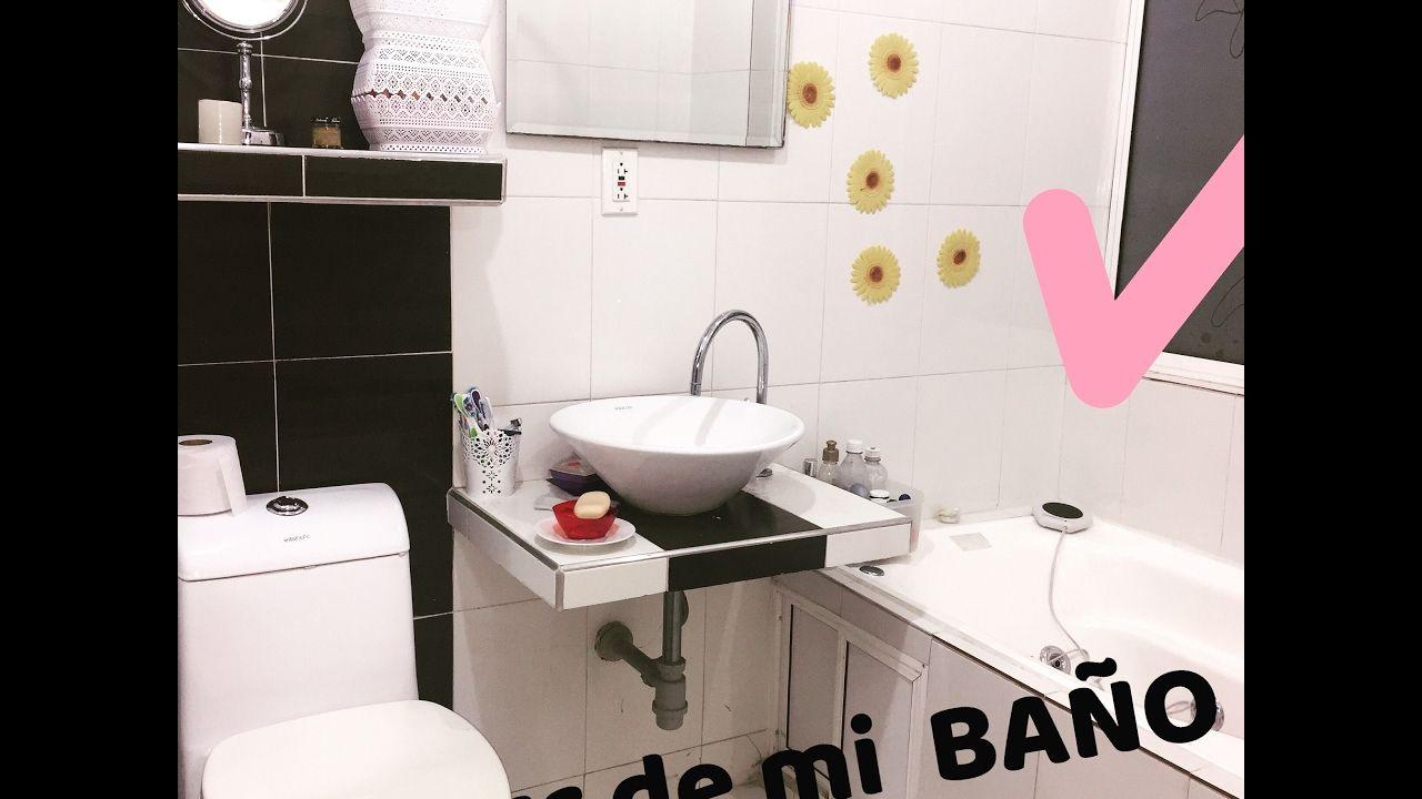 Tour del baño. ideas para organizar el baño. Bathroom ...