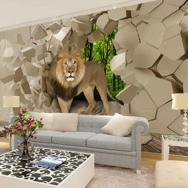 Image result for tipos de papel tapiz para paredes art for Paredes tipo piedra
