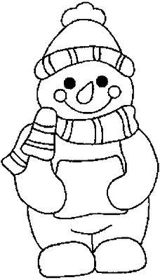 100 Malvorlagen Winter Weihnachten Schneemänner Schneemann