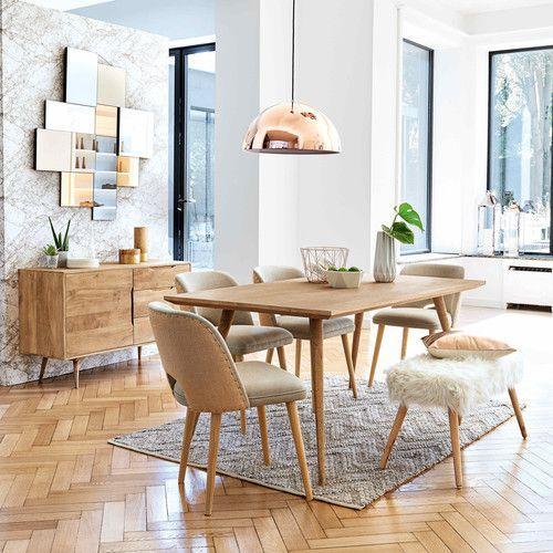 comment gagner de la place dans la salle manger deco et. Black Bedroom Furniture Sets. Home Design Ideas
