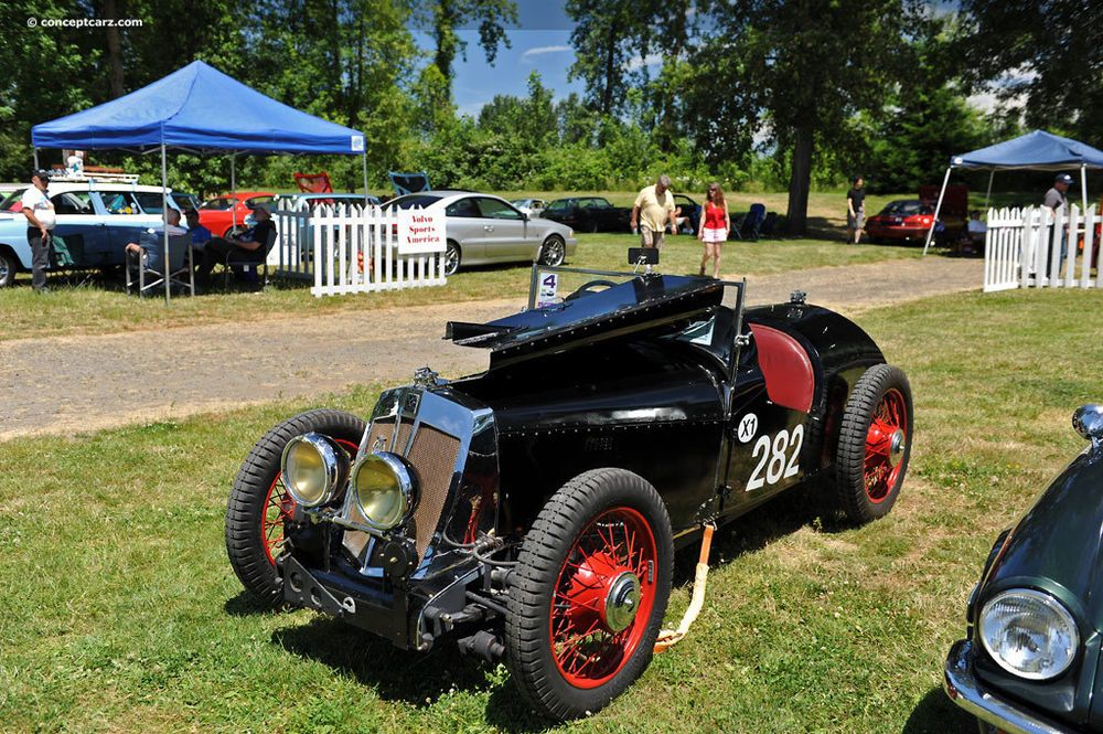 Other Makes 1933 Vale Special Special British Cars How To Make