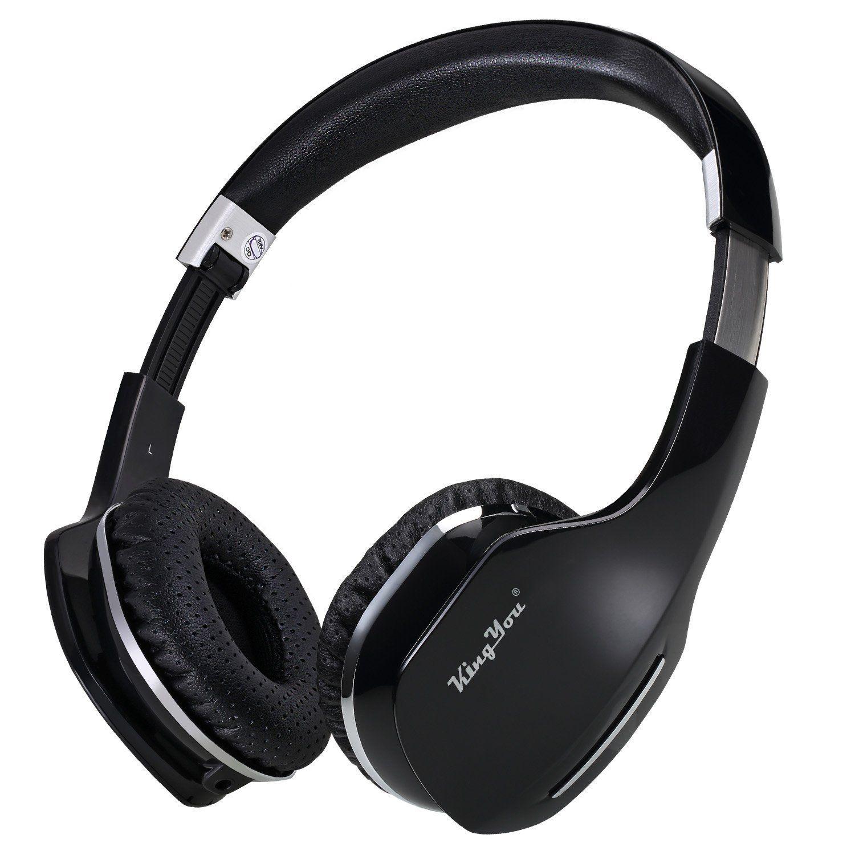 Headphone music dj fitness sports bluetooth