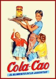 Cartel Cola-Cao
