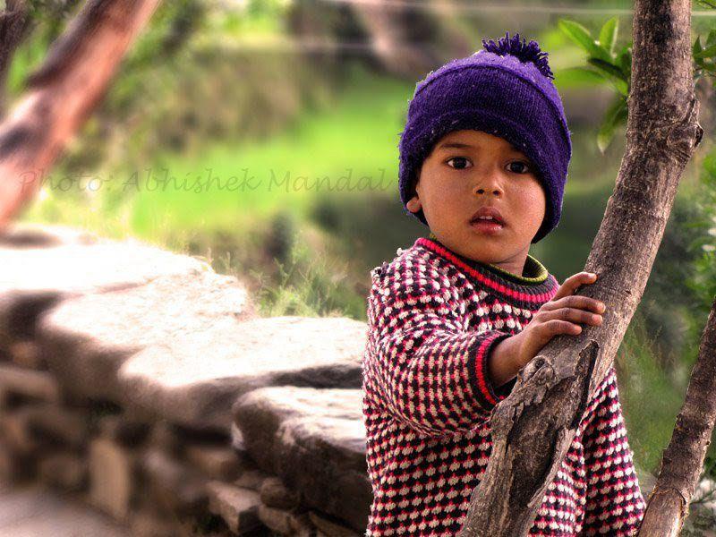 Youth of garhwal  (way to Deoriya Taal)  Photo Credit: Abhishek Mandal