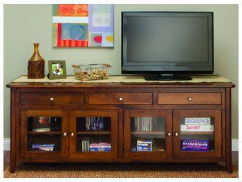 Springfield Flat Screen Tv Cabinet