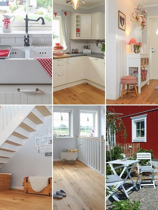 Schwedenhaus inneneinrichtung modern  Schwedenhaus, kleine Lotta, | Blog 2 | Pinterest | Schwedenhaus ...
