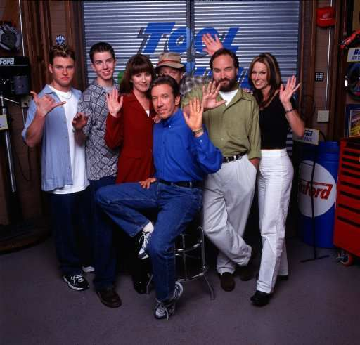 Home Improvement. Watched This Everyday After School