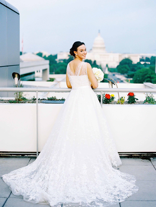Washington D C Wedding Custom Dress Gowns Homecoming Dresses Straps