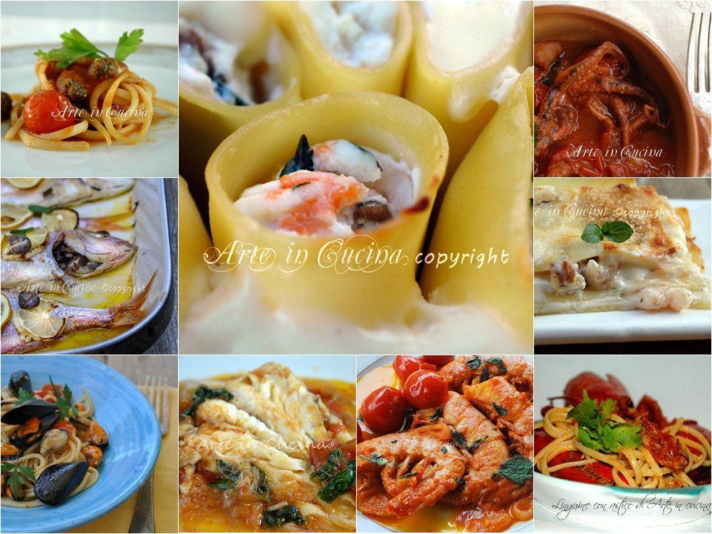 Menu cenone di capodanno ricette di pesce menu food and drink and food - Secondi piatti da cucinare in anticipo ...
