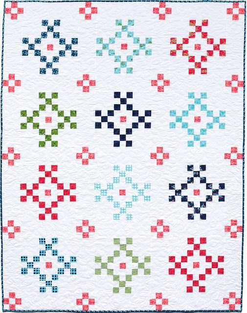Pieced Brain: Nine Patch Quilts