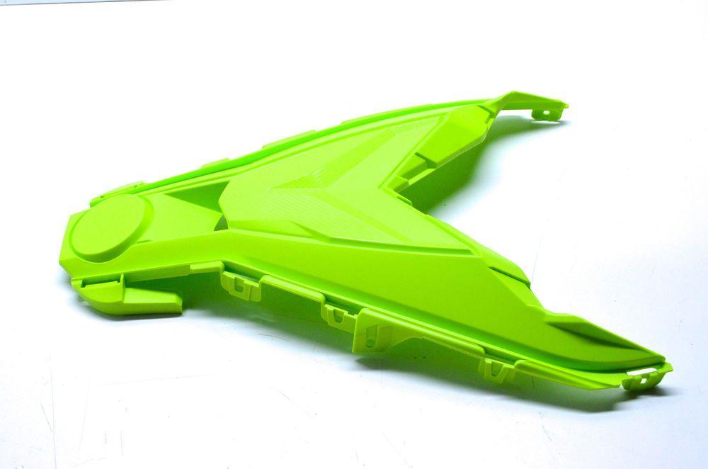 New OEM Ski Doo Mant Green Center Hood NOS   eBay Motors