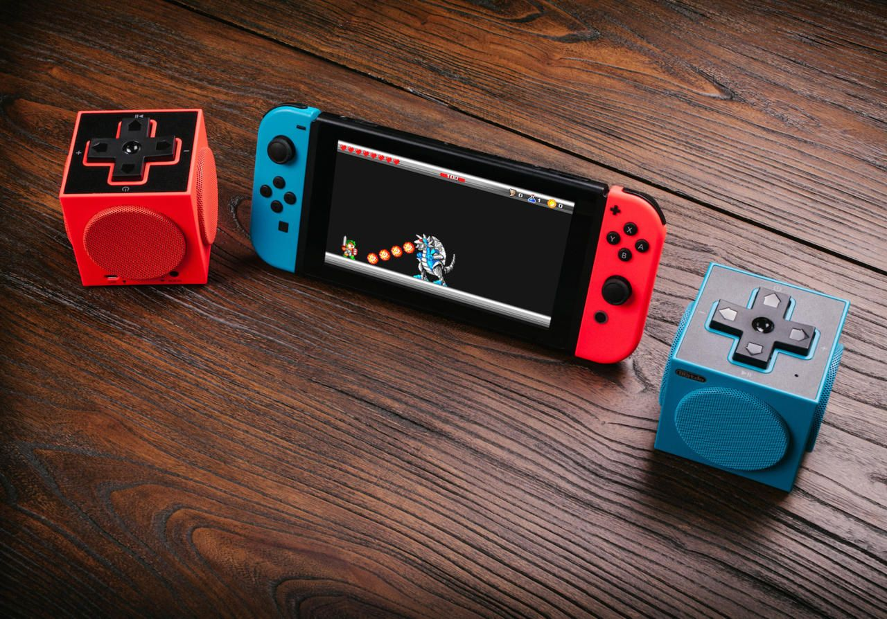SNESStyle Controller For Nintendo Switch Coming This Year