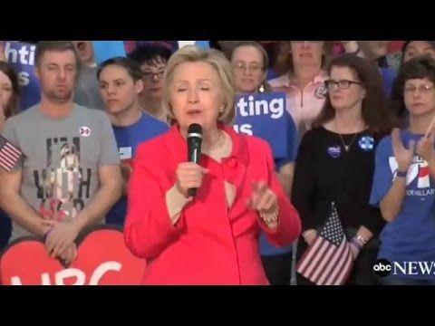 Irrefutable Proof: Hillary Clinton Has a Seizure Disorder!
