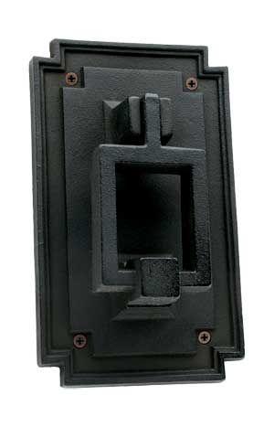 Craftsman door knocker Rejuvenation  sc 1 st  Pinterest & Craftsman door knocker Rejuvenation | Windows and Doors ...