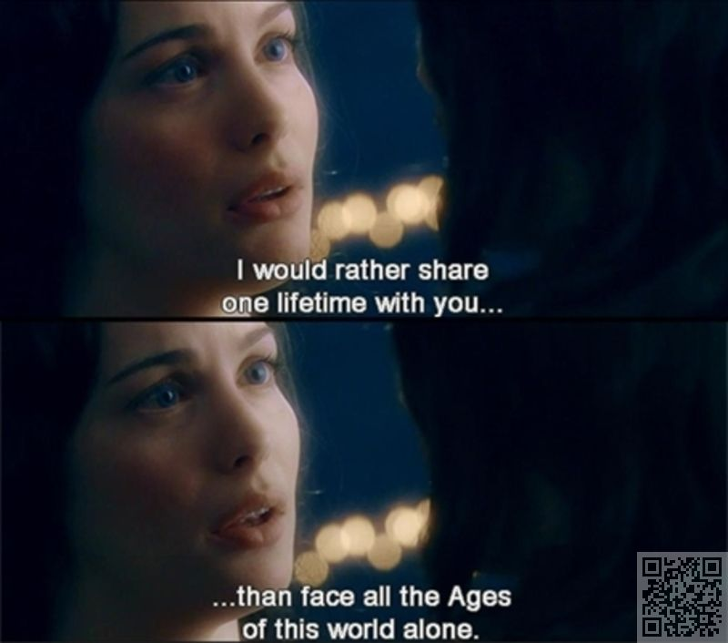 Lord Of The Rings Movie Quotes Funny Romantic Movie Quotes Movie Love Quotes