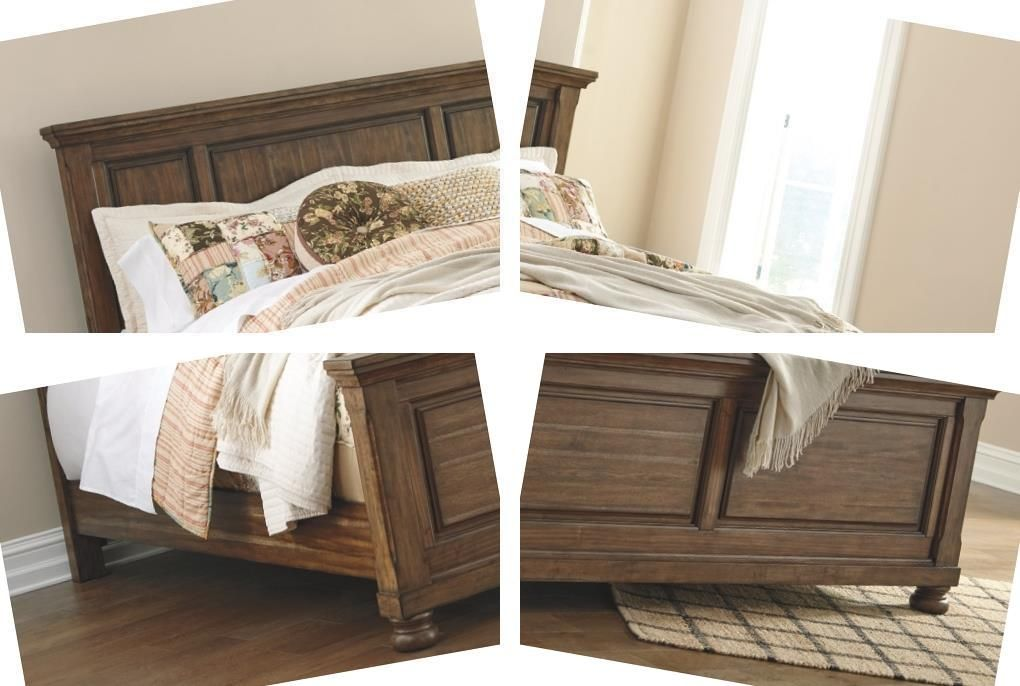 King Size Bed Unfinished Wood Furniture Furniture For My