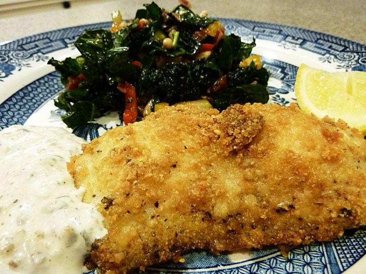 Fluffy Chix Cook: Healthy Oven Fried Fish Rocks Low Carb - Just In Time For Good Friday