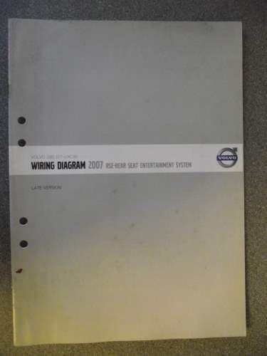 5559743eeec39c9e0050e5d1c5ae74d7 volvo s80 (07 ) xc90 rse rear seat entertainment wiring manual  at eliteediting.co
