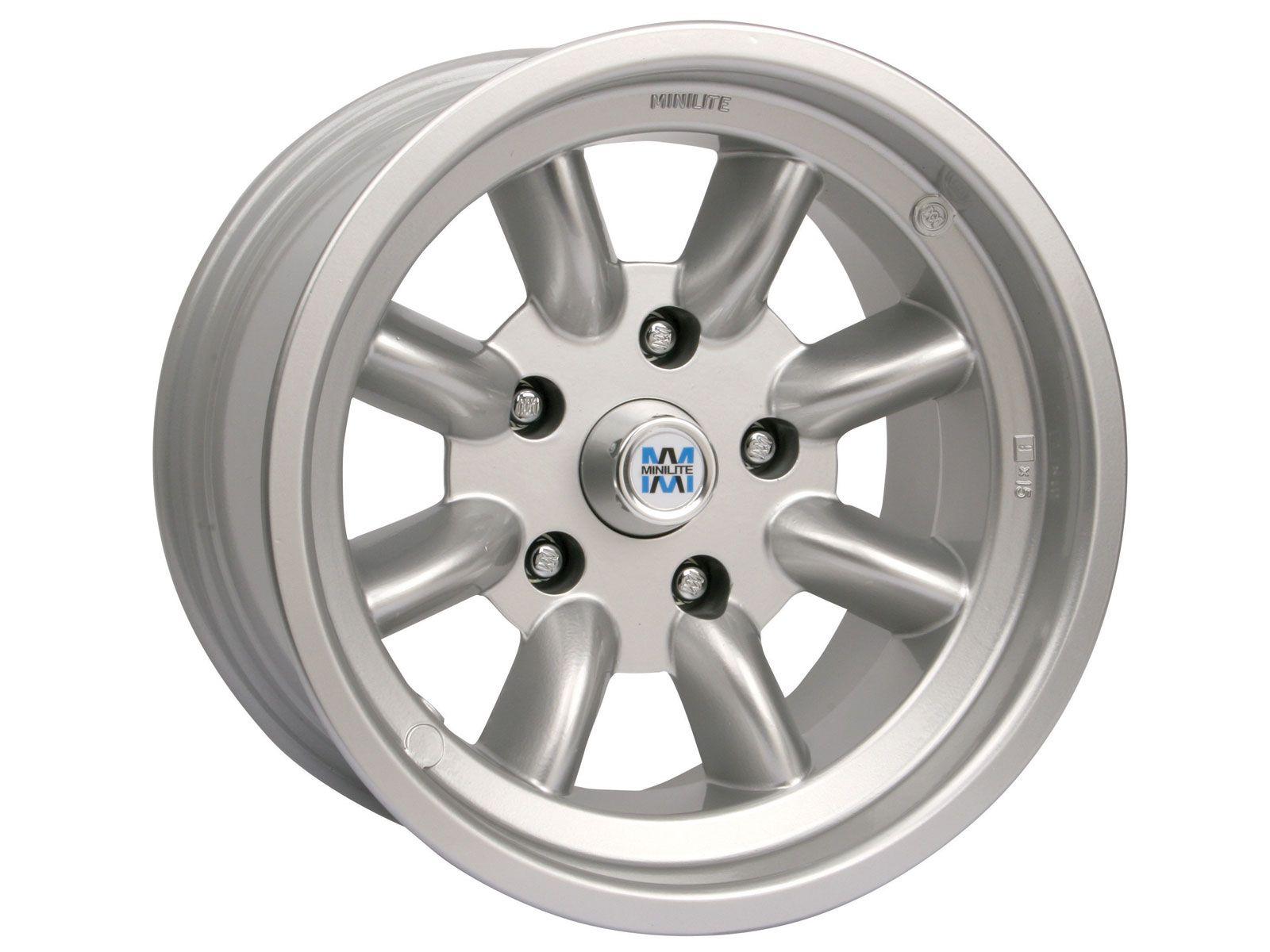 Wheel Wednesday Minilite Wheel Wheel Of Choice Latest Cars