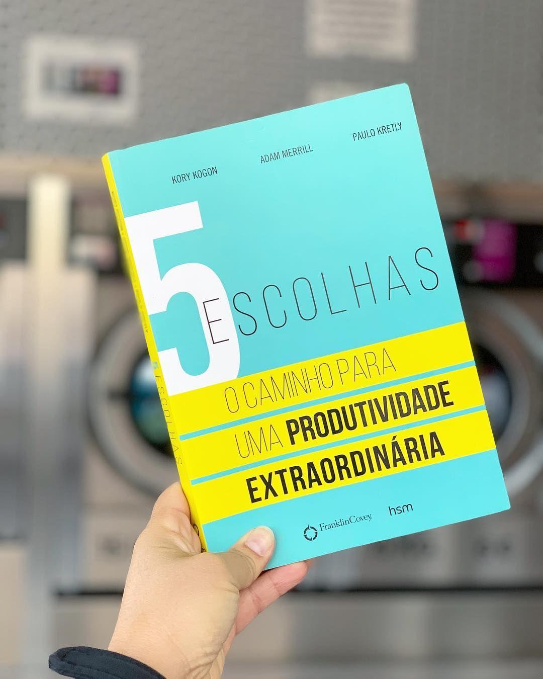 O Livro Da Produtividade Livros De Auto Ajuda Livros