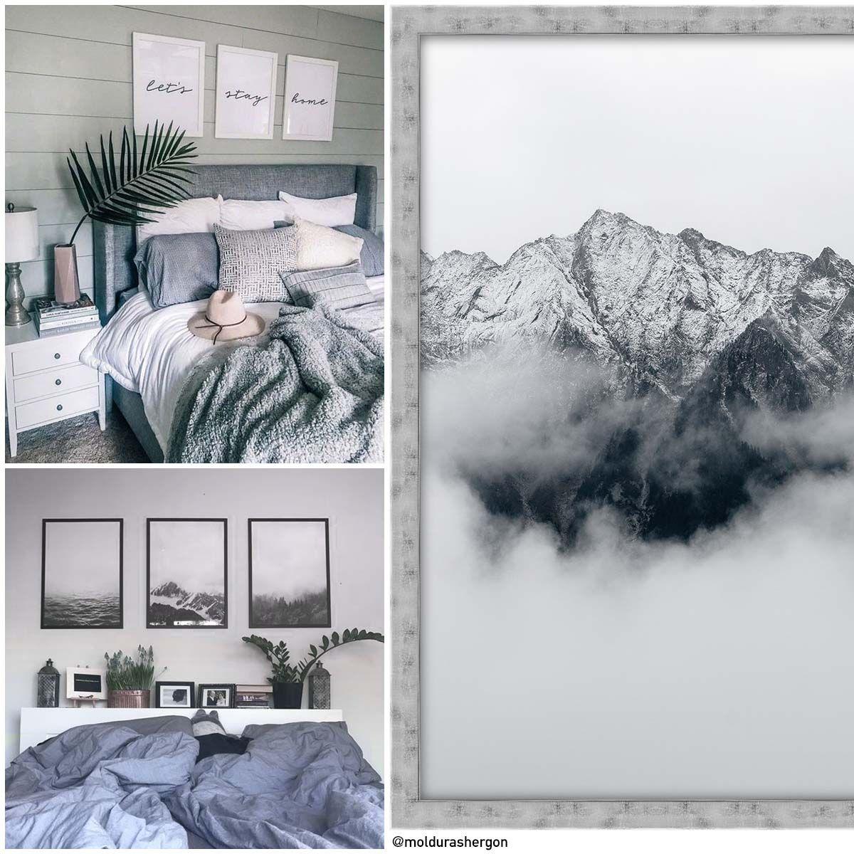 19++ Cuadros encima de la cama inspirations