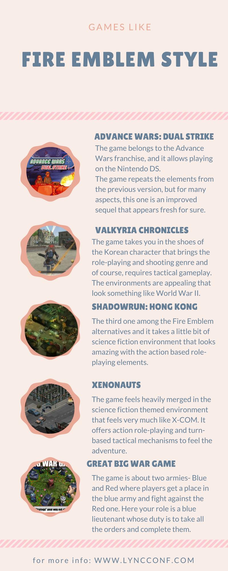 15 Best Games like Fire Emblem (March 2020 Fire emblem