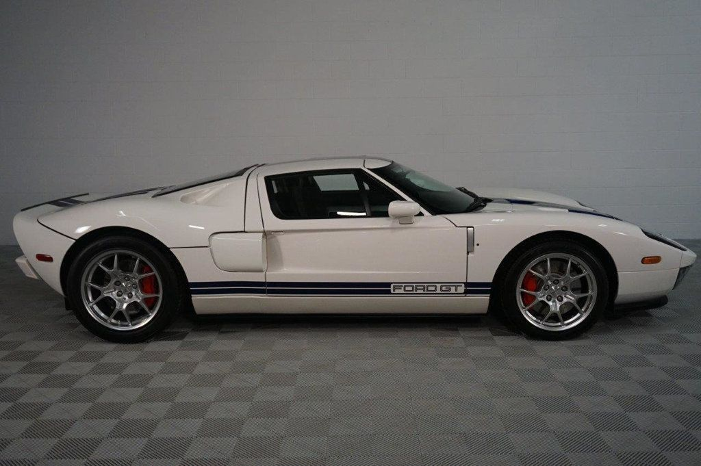 2005 Ford Gt 2dr Coupe Coupe 1fafp90s75y401667 4 Classic