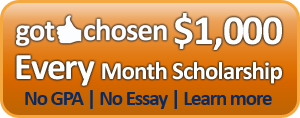 20k Scholarship Gotchosen Essay Competition For College Prowler No