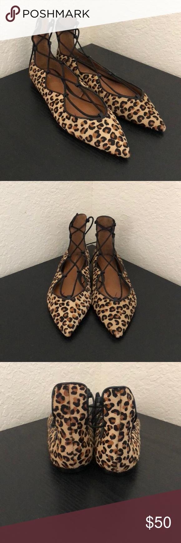 Zara Leopard Flats | Leopard flats