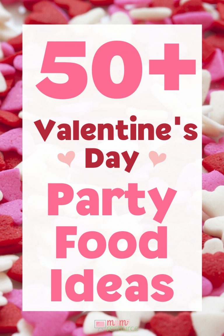 Photo of 50+ Valentines Day party food ideas