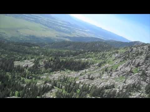 Paragliding in Jackson, WY