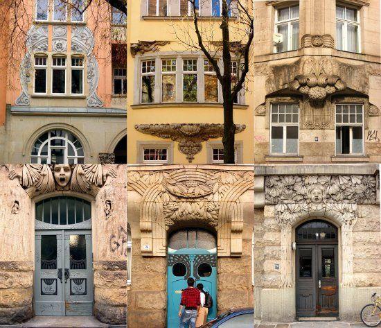 Jugendstil Dresden Jugendstil Stil Dresden