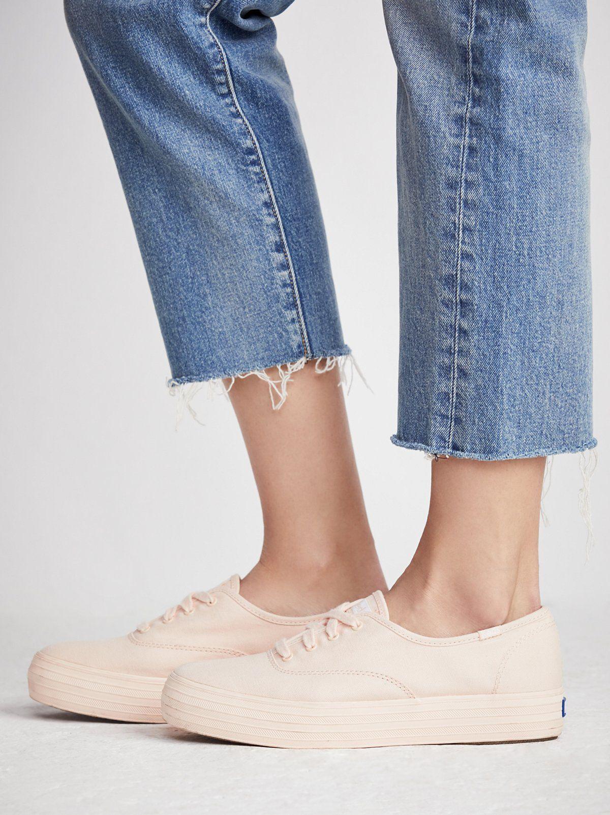 848ca9510b Keds Triple Mono Sneaker