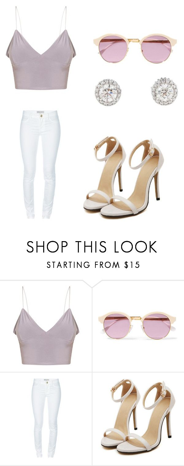 """""""birthday cake // rihanna"""" by tiaramb11 on Polyvore featuring Sheriff&Cherry and Emilio Pucci"""