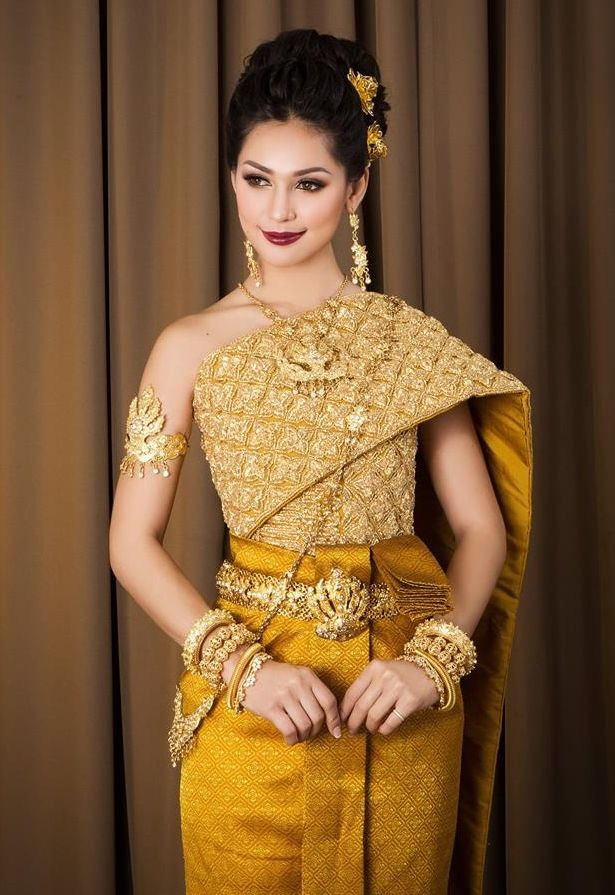 Khmer Wedding Costume Southeast Asian Weddingtradition