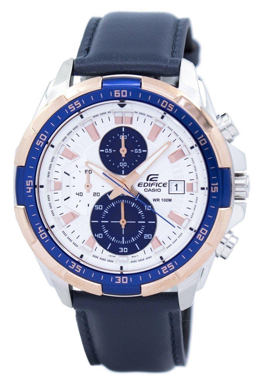 Casio Edifice Chronograph Quartz Efr539l7cv Efr539l7cv