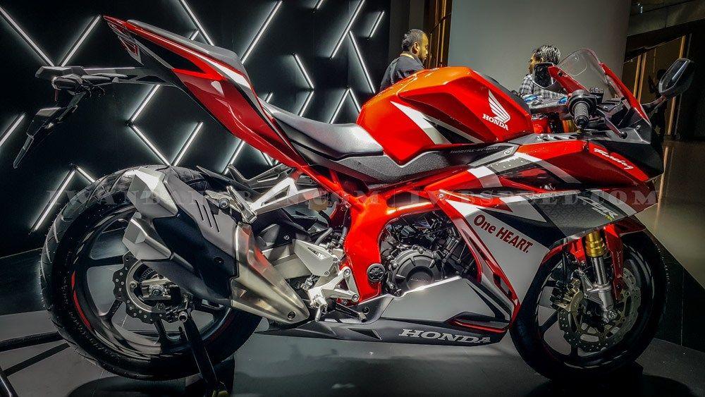 Honda All New Cbr250rr 2017 27 Honda Motor Dan Kursi