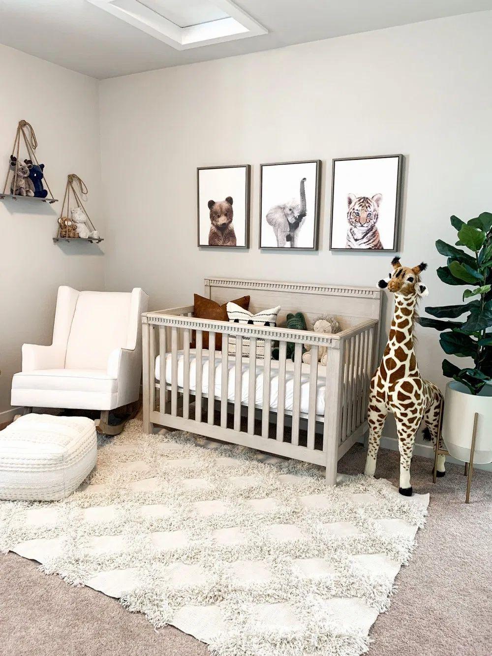 Safari Themed Nursery
