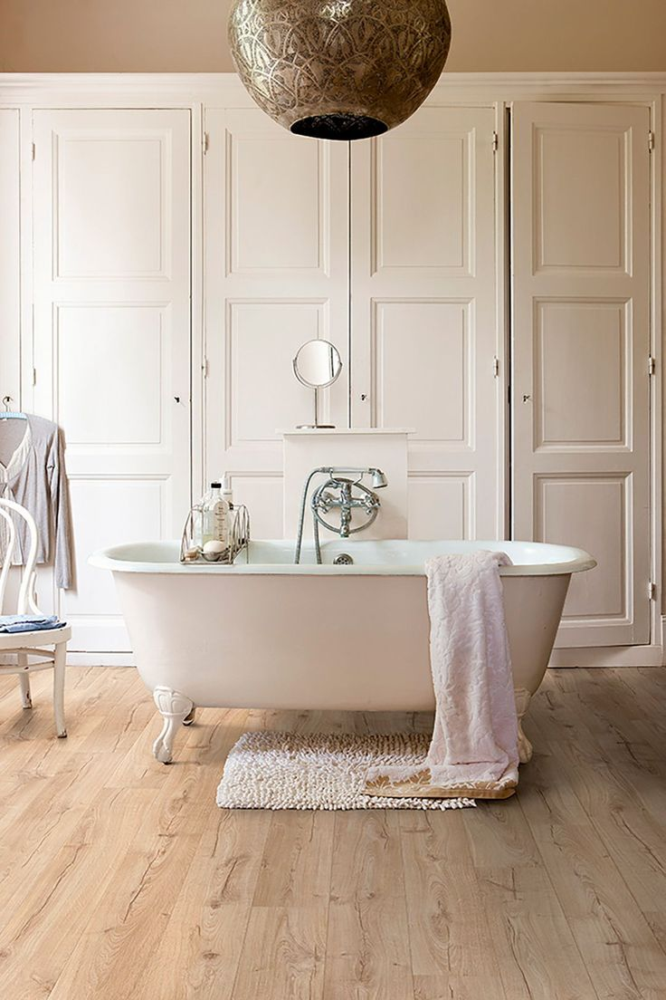 Choose the perfect bathroom floor | Waterproof laminate ...